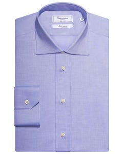 SEMI FRENCH COLLAR SLIM FIT SHIRT PARMA NEW FRENCH COLLAR_0