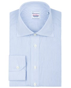 NON IRON SHIRT WITH SEMI FRENCH COLLAR ROTTERDAM NEW FRENCH COLLAR_0