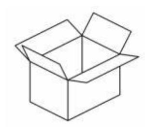 inside any box
